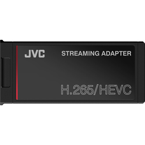JVC H.265 , HEVC Encoder Unit For  GY-HC500 and GY-HC900 Series Camcorders