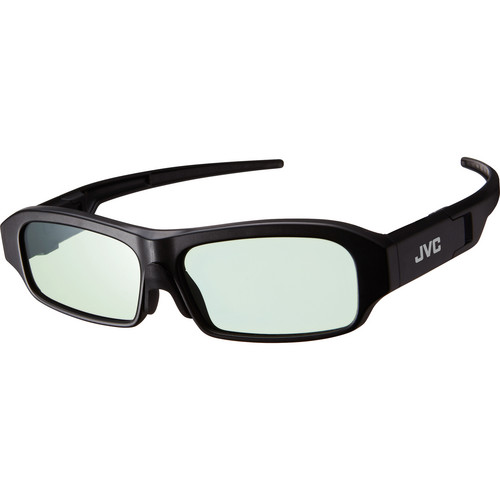 JVC 3D RF Active Shutter Glasses