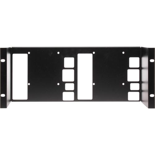 JVC RAK92LCD2 Side-by-Side Rack Mount Kit for DT-V9L5U