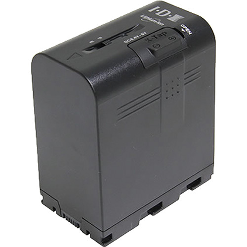 JVC IDX Battery for GY-HM600U, GY-HM650U, GY-HMQ10U, DT-X