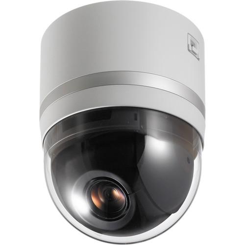 JVC VN-H657U 2Mp SuperLoLux HD Indoor Network PTZ Dome Camera