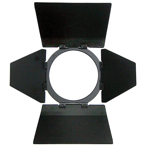 K 5600 Lighting 4-Leaf Barndoor For Joker 1600 Daylight Fixture