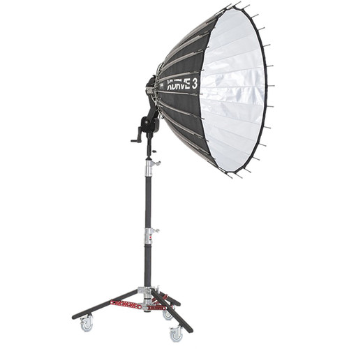 K 5600 Lighting Kurve 3' Parabolic Umbrella