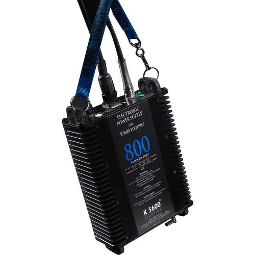 K 5600 Lighting 800W Ballast Wdmx, Als, Dimming, 1000Hz