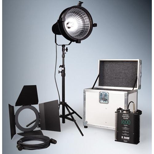 K 5600 Lighting 1600W Zoom Beamer Kit