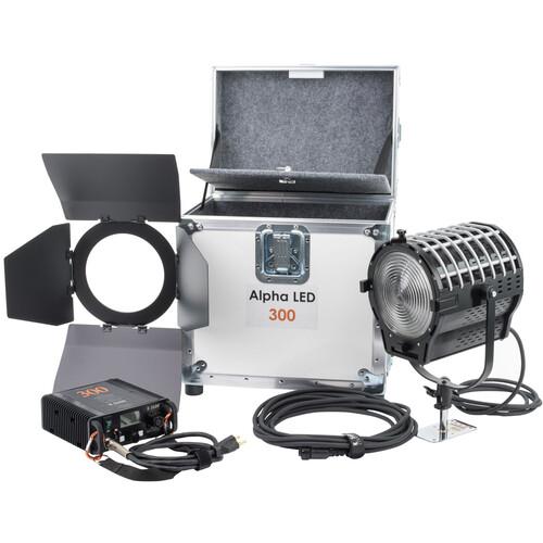 K 5600 Lighting Alpha 300 LED Kit