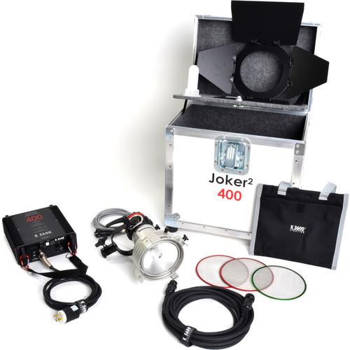 K 5600 Lighting Joker2 400W News Kit