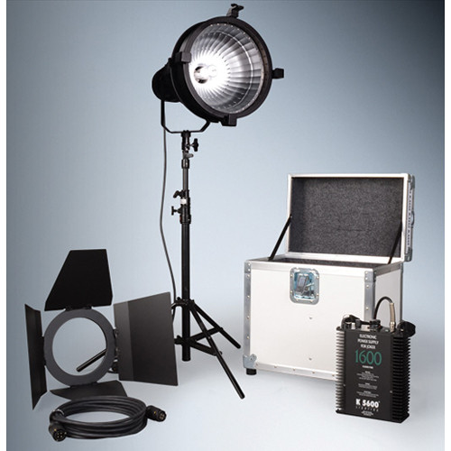 K 5600 Lighting 1600W Classic Beamer Kit