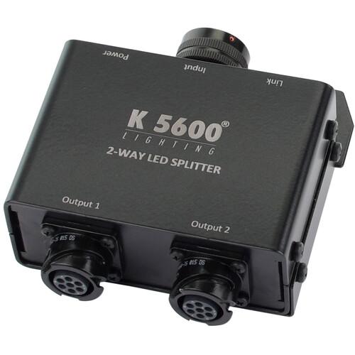 K 5600 Lighting LED Splitter Box