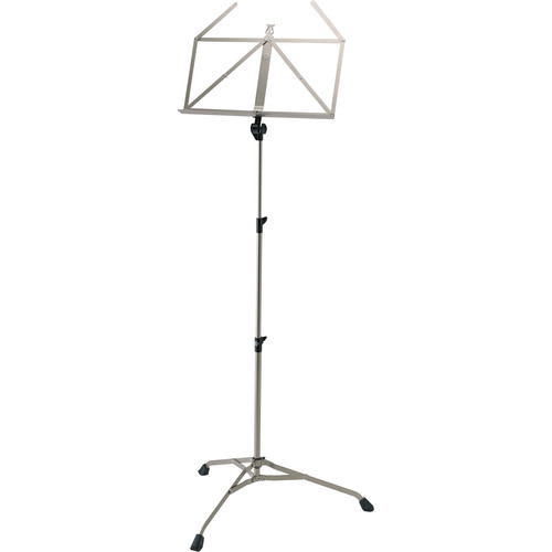 K&M 107 Starline Music Stand (Nickel-Colored)