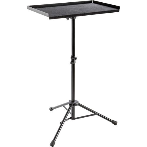 K&M 13500 Percussion Table (Black)