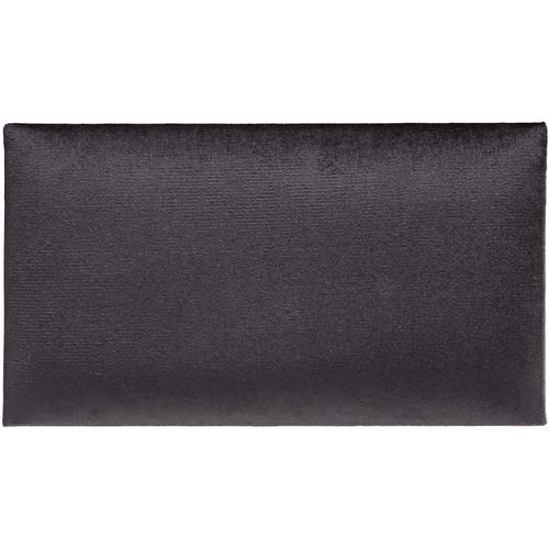 K&M 13800 Velvet Seat Cushion (Black)