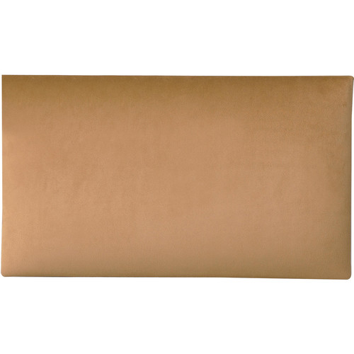 K&M 13803 Velvet Seat Cushion (Hazelnut)