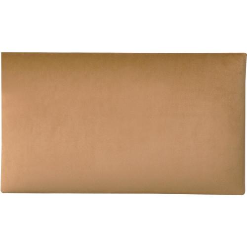 K&M 13803 Velvet Seat Cushion (Hazelnut)