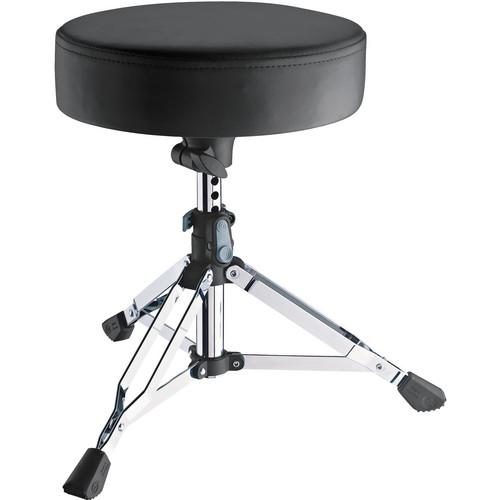 K&M Drummer's Throne Picco (Black)