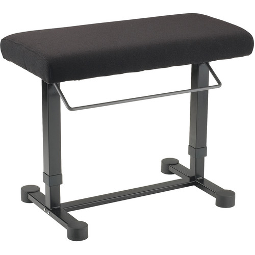 K&M 14081 Piano Bench Uplift (Black)