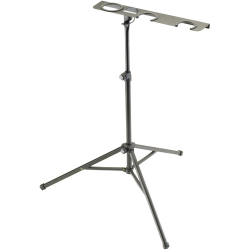 K&M 15920 Universal Stand for Mutes (Black)