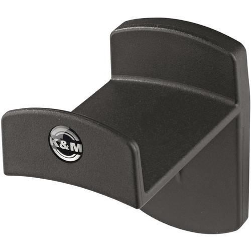 K&M Headphone Wall Holder (Black)