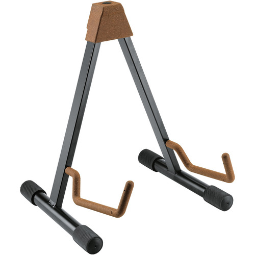 K&M 17541 Acoustic Guitar Stand (Cork)