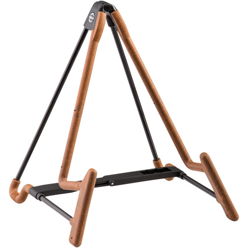 K&M 17581 Heli-2 Electric Guitar Stand (Cork)