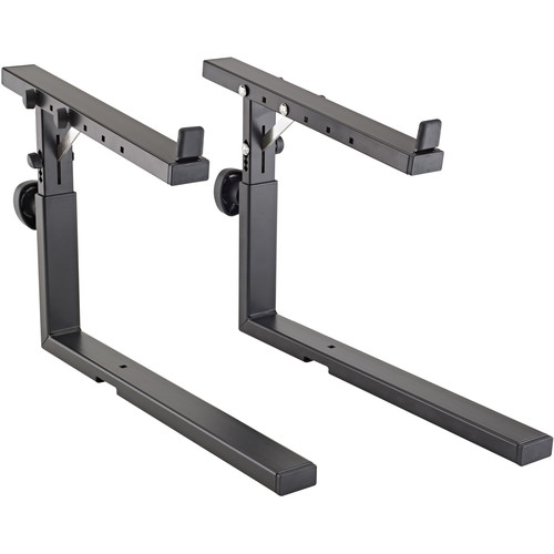 K&M 18813 Stacker Second-Tier Add-On for the Omega 18810 Keyboard Stand (Black)