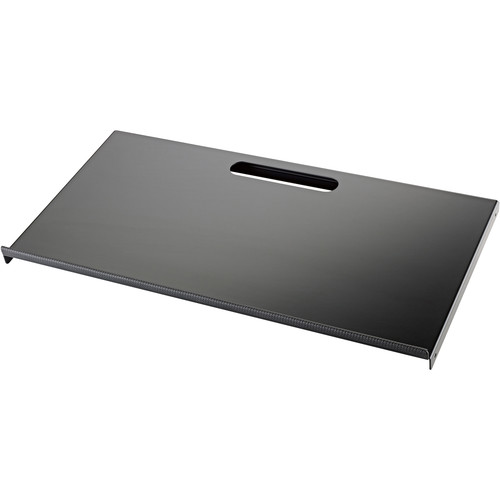 K&M 18819 Controller Keyboard Tray (Black)