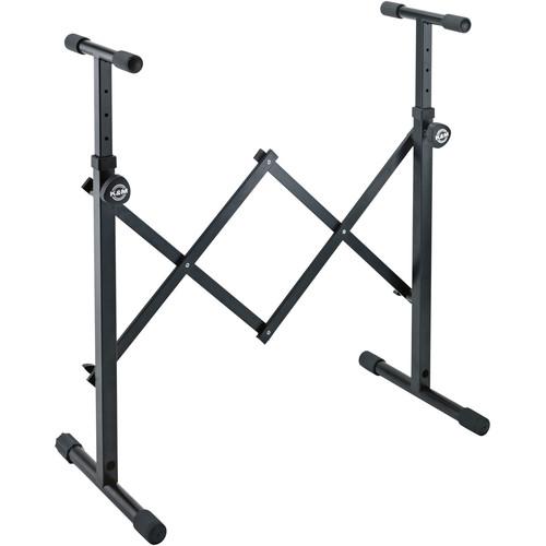K&M Equipment All-Round Stand (Black)