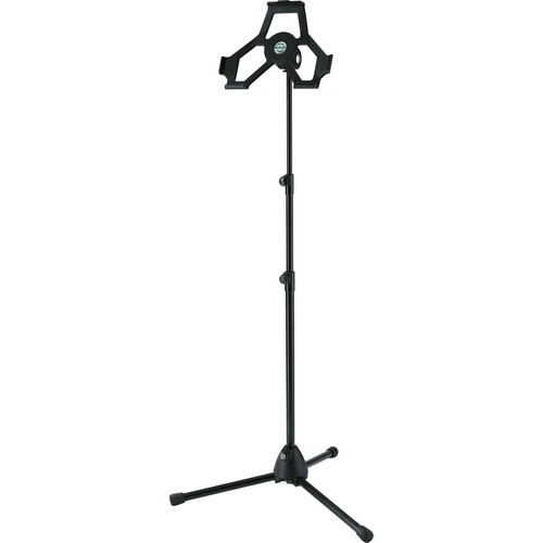 K&M Stand for iPad 2nd, 3rd, 4th Gen (Black)