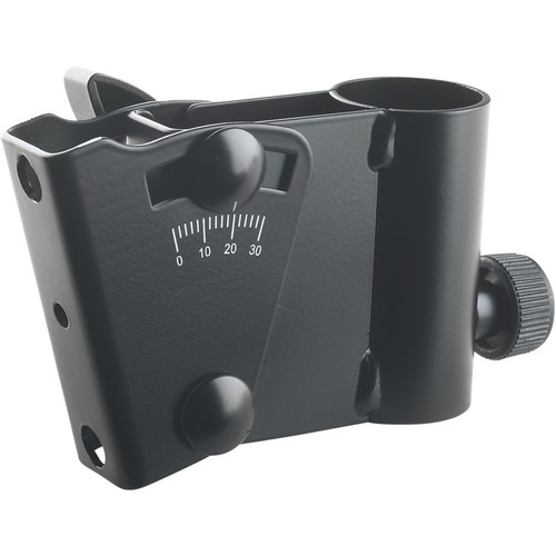 K&M 19780 Inclinable Stand Adapter (Black)