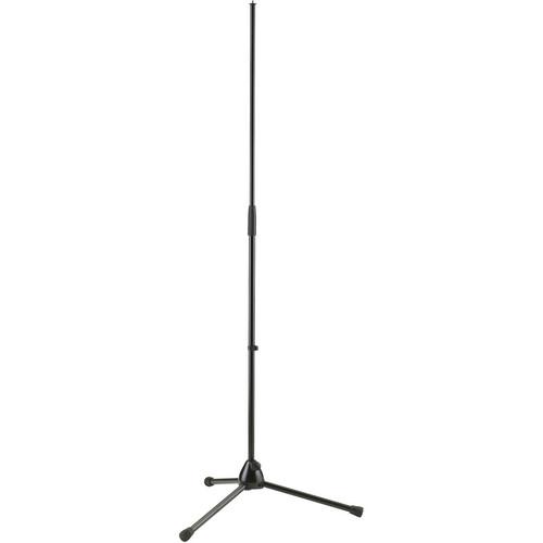K&M 20170 Tripod Microphone Stand (Black)
