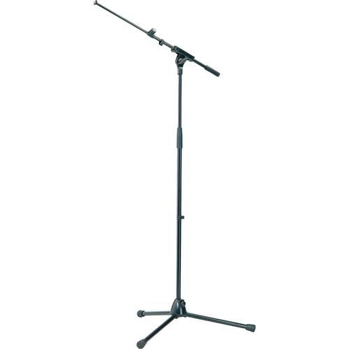 K&M Baseline 20175 Microphone Stand (Black)