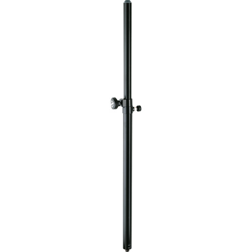K&M 21357 Distance Rod with Pneumatic Spring (Black)