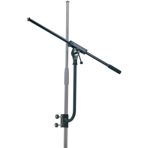 K&M 240/1 Microphone Arm (Black)