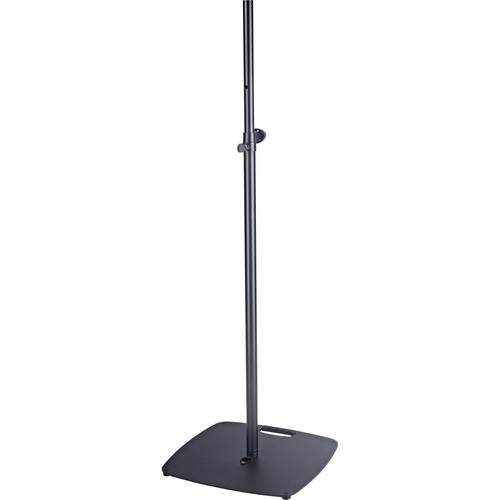 K&M Starline Light Stand with Heavy Cast Base (Black)