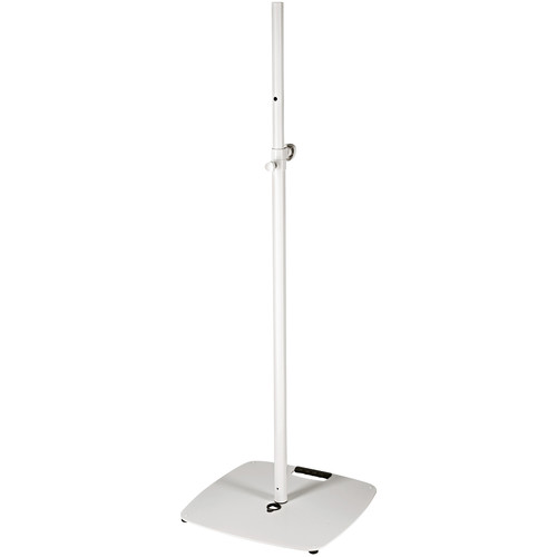 K&M Starline Light Stand with Heavy Cast Base (Pure White)