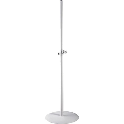 K&M 26735 Topline Speaker Stand (Pure White)
