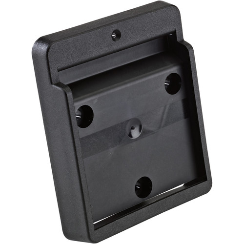 K&M 44060 Adapter for SpaceWall Product Holder (Black)