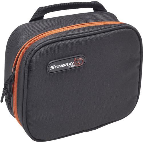 K-Tek KGBM1 Medium Gizmo Bag with Transparent Bottom