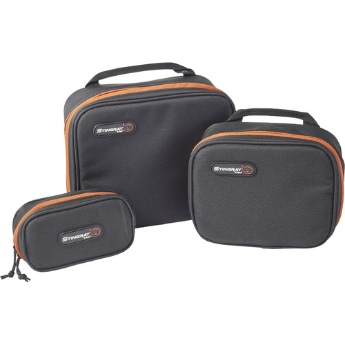 K-Tek Gizmo Bag Set (Small, Medium, and Large)