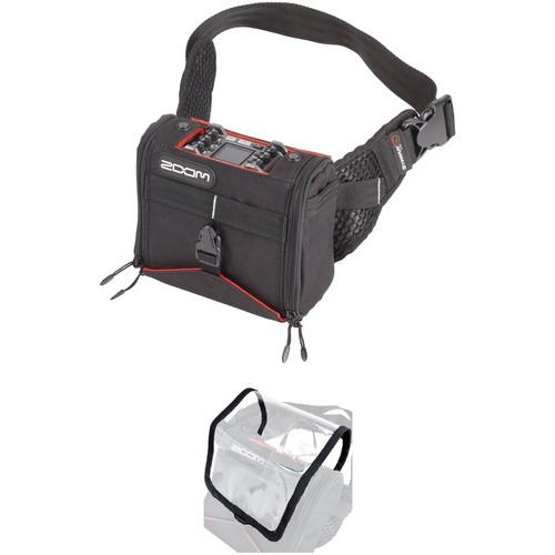 K-Tek KSF6 Stingray Bag and Clear Shield Kit for Zoom F6