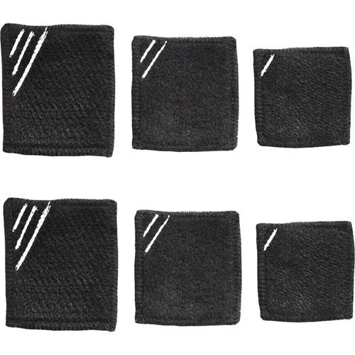 K-Tek Stingray HeatBlock Pieces for Wireless Transmitters (6 Pieces)