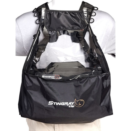 K-Tek KSRB2 Rain Bib for Stingray Harness