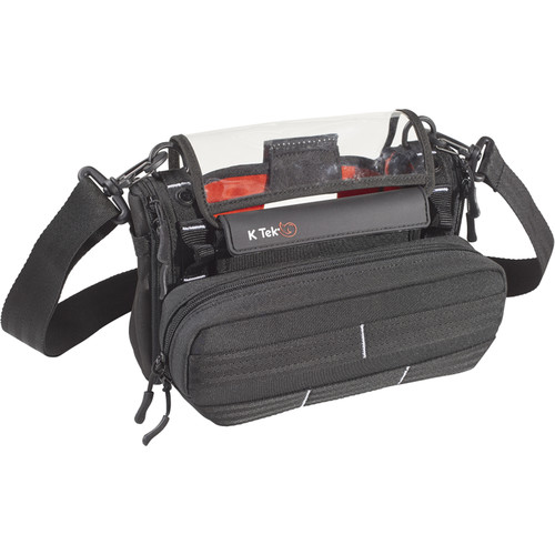 K-Tek Stingray MixPro Audio Bag for MixPre-3, MixPre-6, DR-70D & DR-701D Recorders