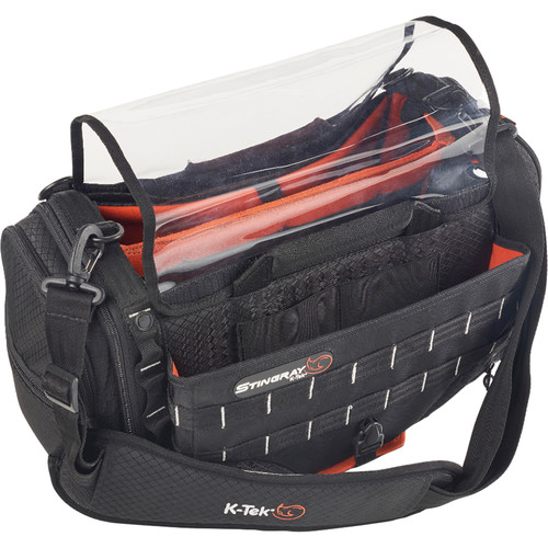 K-Tek Stingray Medium Mixer/Recorder Audio Bag and Harness Kit