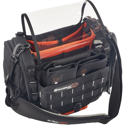 K-Tek Stingray Small Audio Mixer/Recorder Bag and Harness Kit