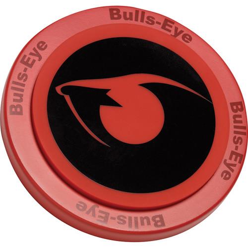"KACES GRAFIX 6"" Drum Practice Pad (Bulls-Eye Pattern)"