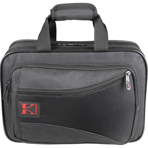KACES Lightweight Hardshell Clarinet Case (Black)