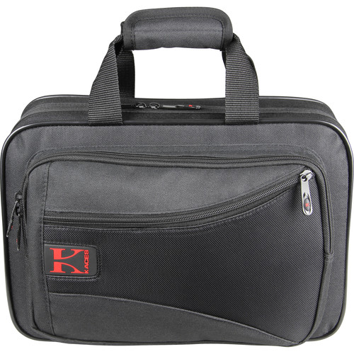 KACES Lightweight Hardshell Oboe Case (Black)
