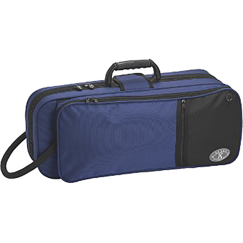 KACES Lightweight Hardshell Trumpet Case (Dark Blue)