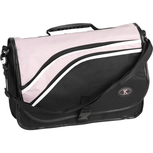 KACES Clarinet Case Shoulder Bag (Pastel Pink)